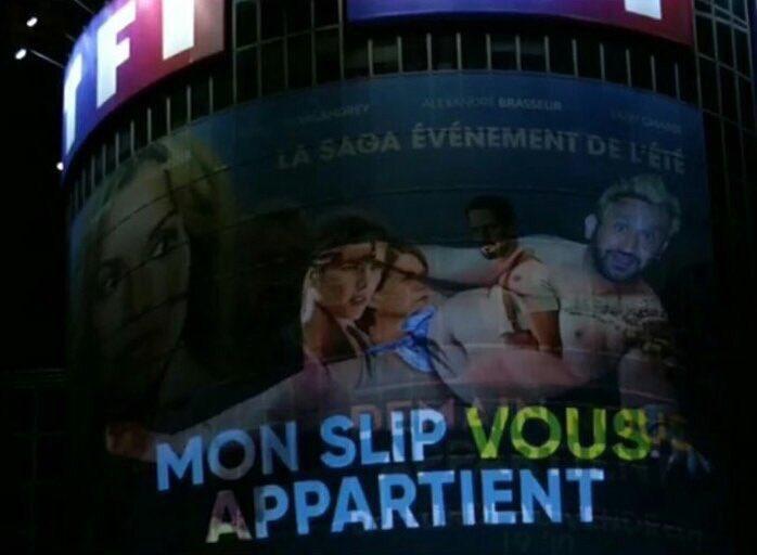 Mes chéris , on va revenir sur le doss #TF1 #monslipvousappartient 😂😂😂...