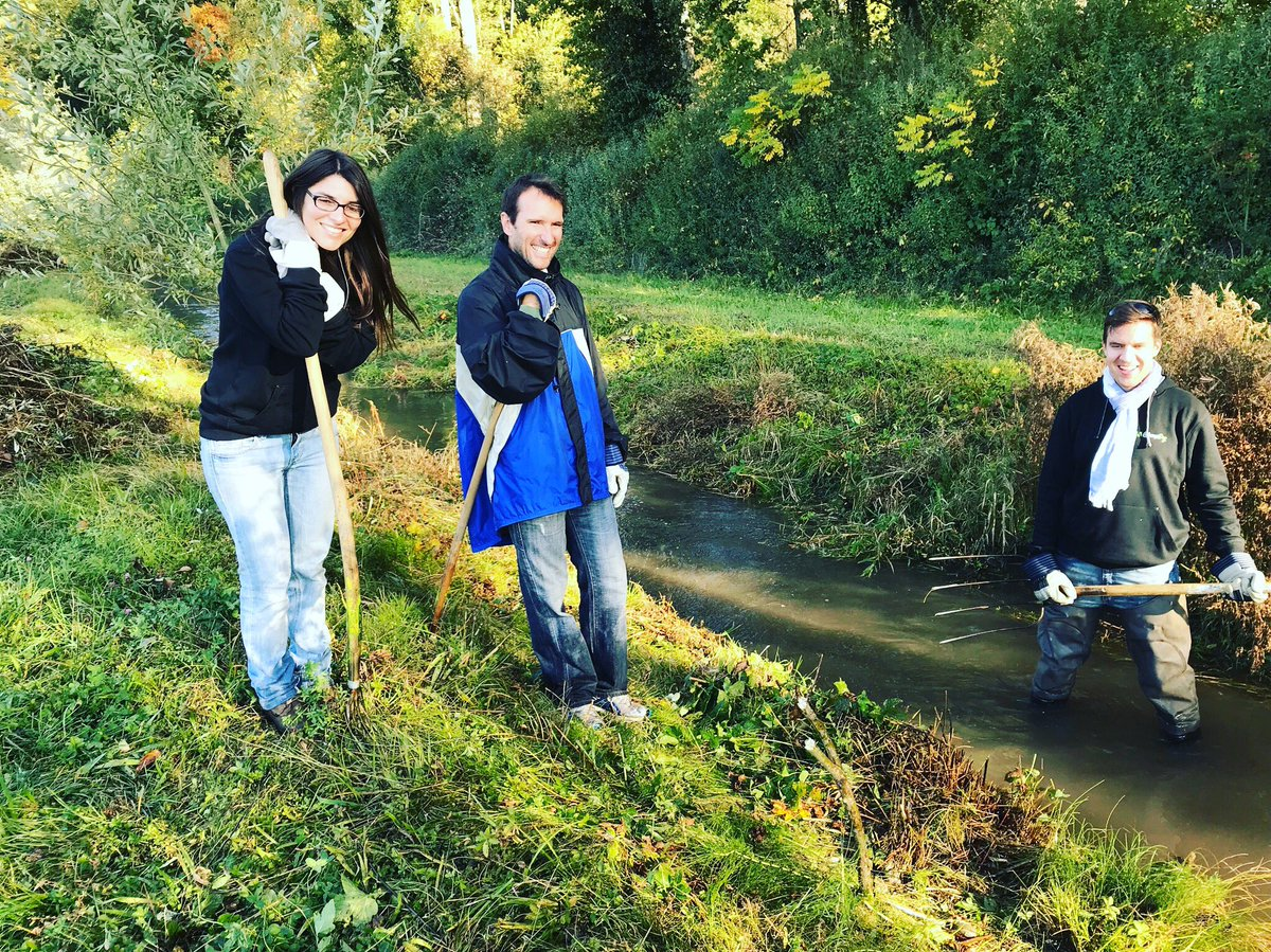 Clean-up day 2017 - thanks to our helpers  #cleanupday #cleanupday2017 #basel #baselstadt #adobelife #communitywork #cleanuptime<br>http://pic.twitter.com/fvRVY9f4zP