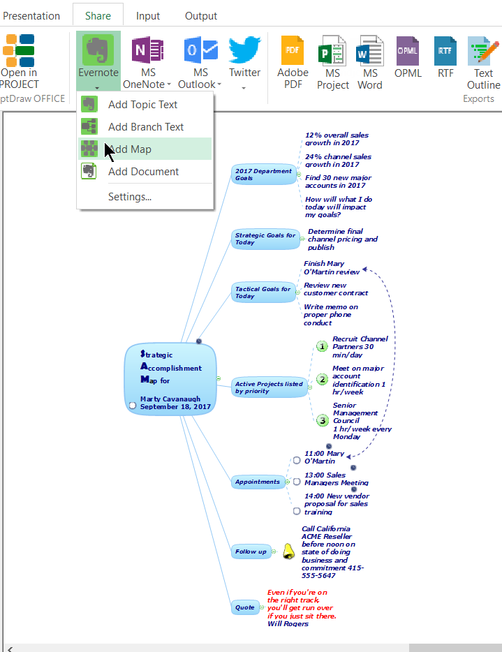 A Strategic Accomplishment Map | download   http:// bit.ly/2ya4wld  &nbsp;     | contact info  http:// bit.ly/MALKI8  &nbsp;     | #ConceptDraw #MINDMAP<br>http://pic.twitter.com/AHPEgJrcDB