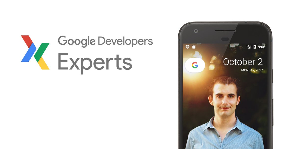 Extremely excited to be joining the Google Developers Experts as a GDE for Android! #gde #androiddev  https:// developers.google.com/experts/people /jeroen-mols &nbsp; … <br>http://pic.twitter.com/g5QTv6WifE