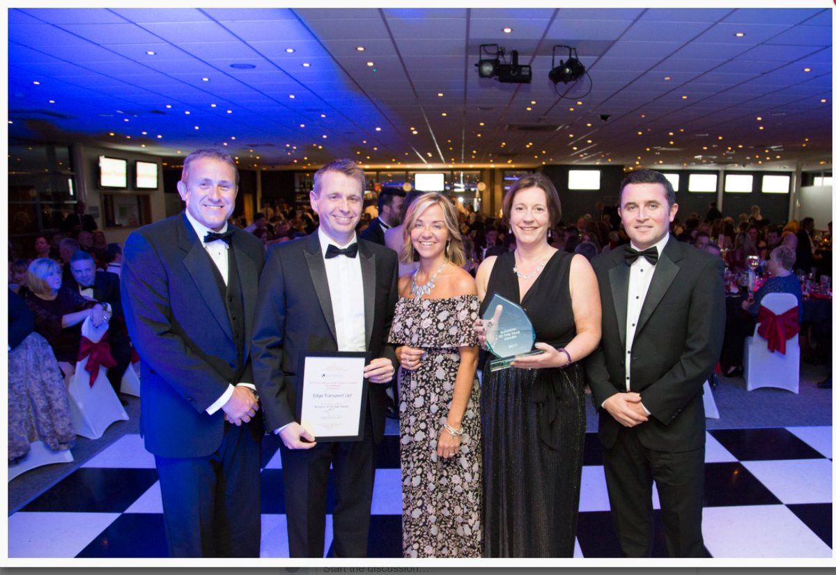 Fab evening at the @ChamberWCNW awards on Friday. Did we mention that we won Business of the Year? #proud #TeamEdge #Recognition #Hardwork<br>http://pic.twitter.com/g1IHeNijjf
