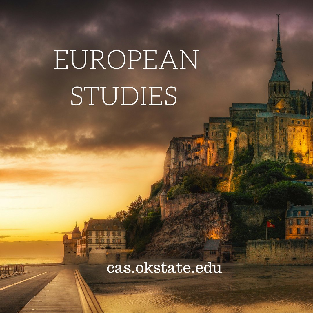 A minor in #EuropeanStudies allows #CAScowboys to utilize #Language to understand the texts, sources, and traditions of European cultures.<br>http://pic.twitter.com/iz3mPOo65A
