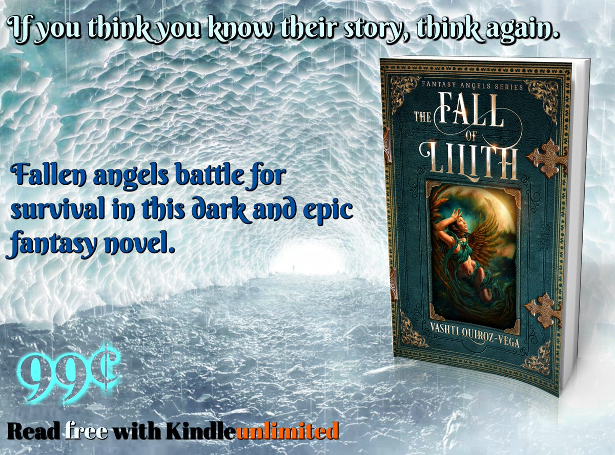 Read The Fall of Lilith for #99cents or free with KindleUnlimited.  http:// a.co/61rGKHL  &nbsp;   Some angels are destined to fall. #BookWorm <br>http://pic.twitter.com/LUUDZUM2aR