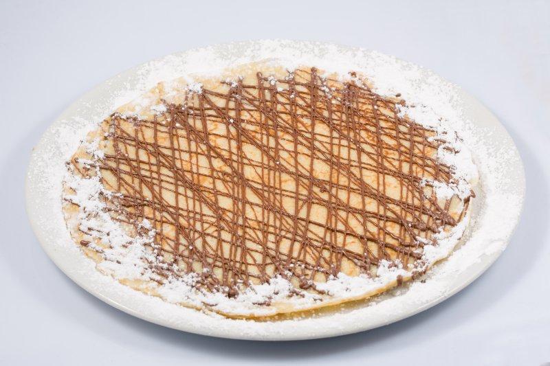 Café Fútbol On Twitter Crepe De Chocolate Y Crepe De La
