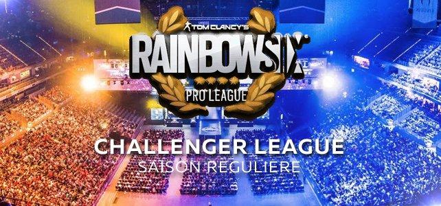 #R6S #R6PL > Reprise de la Challenger League EU : sO-On vs Room Factory, suivi de End vs dizLown   Stream & suivi :  http:// aaa.eu/2e1    pic.twitter.com/ZTXy71y2VT