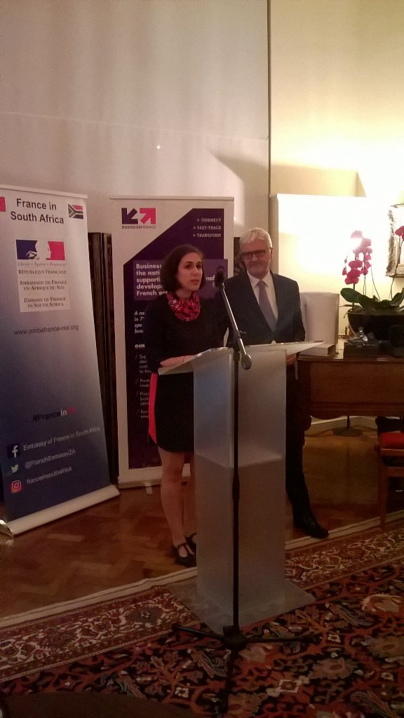 #VIE Grand Prix in South Africa, 77 young French graduates coming for a long internship, join the ClubVIE! <br>http://pic.twitter.com/ujTe9vIyuW