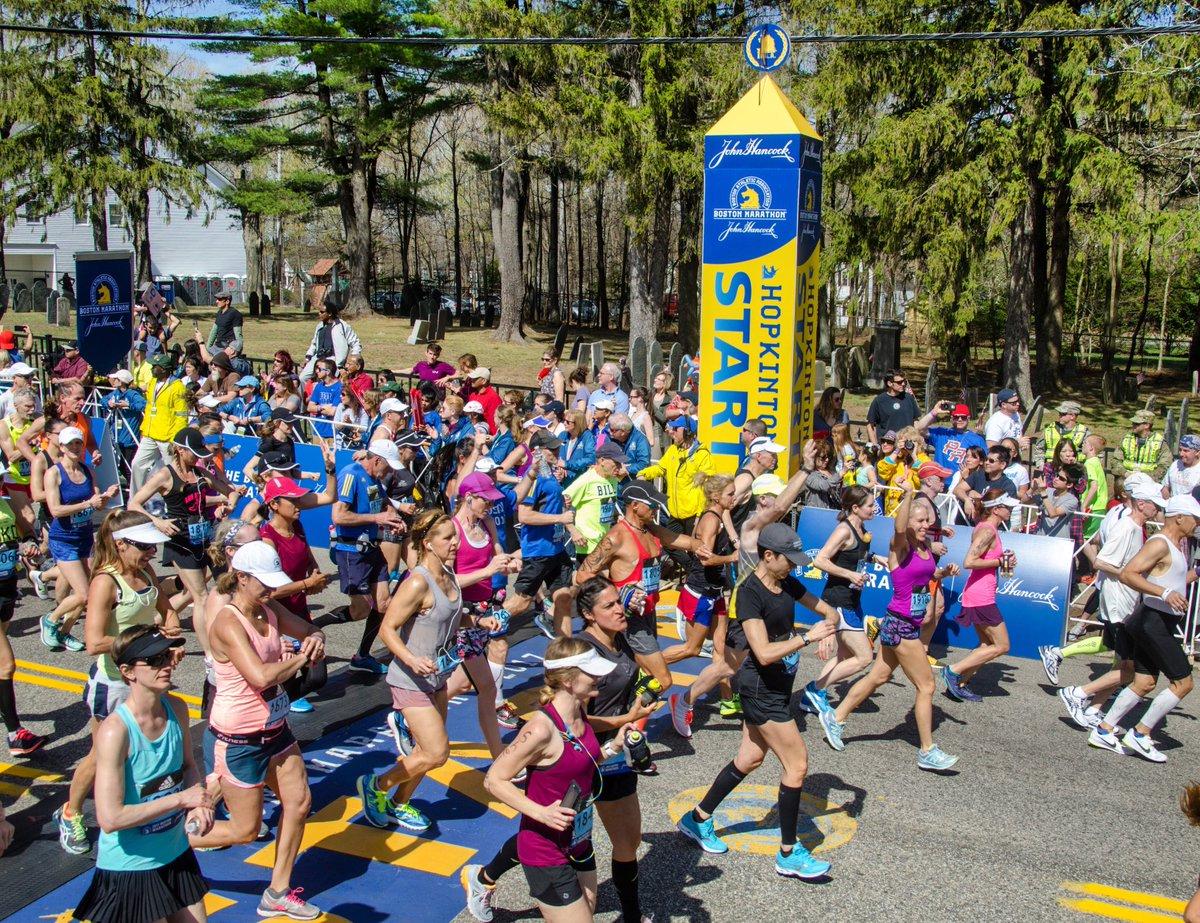 huge selection of e329a ef4b2 Boston Marathon on Twitter: