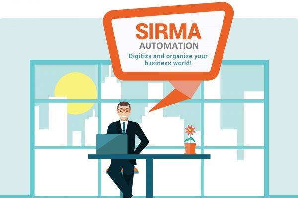 Sirma Automation is a solution designed to eliminate manual entry when #digitizing #indexing and #organizing files.  https:// buff.ly/2ypk2Lh  &nbsp;  <br>http://pic.twitter.com/GChXwSISBp