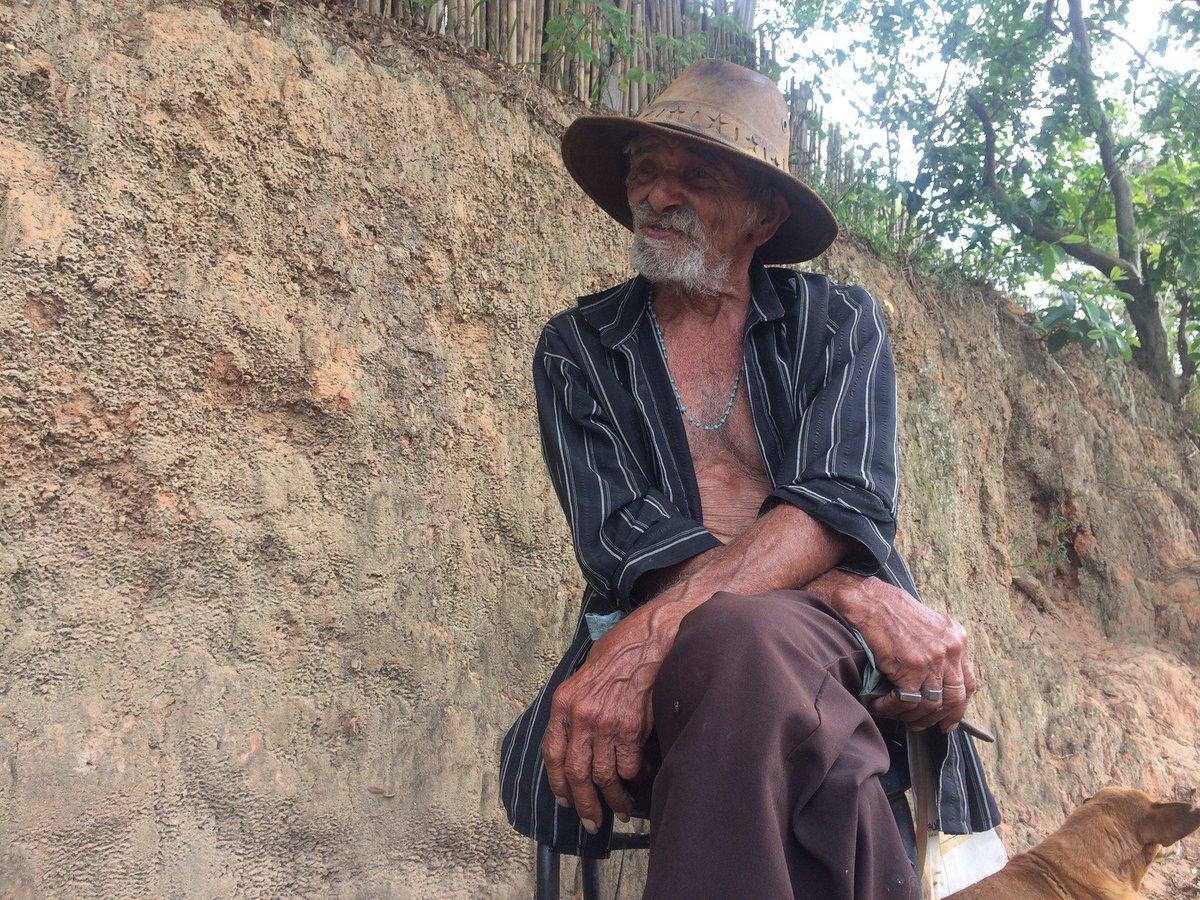 Morador de Jacareí celebra 112 anos e dá dica para longevidade: 'Aproveitar a vida' https://t.co/gv5SqxPiR1 #G1