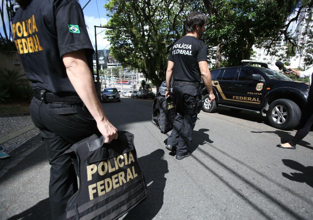 Polícia Federal leva malotes do gabinete do deputado Lúcio Vieira Lima Operação de busca e apreensão foi um pedido da PGR