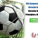 El Director General de ISDE CLAUSURARÁ el XIII Congreso Español de Derecho Deportivo AEDD-IUSPORT #isde #postgrado #derechodeportivo