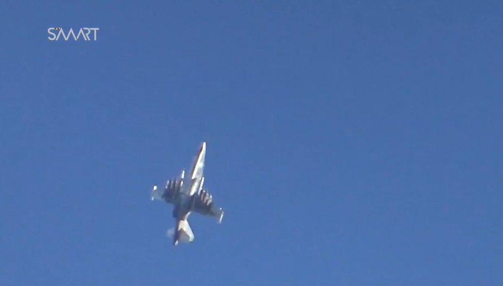 Warplanes bomb Khan Sheikhoun, idlib