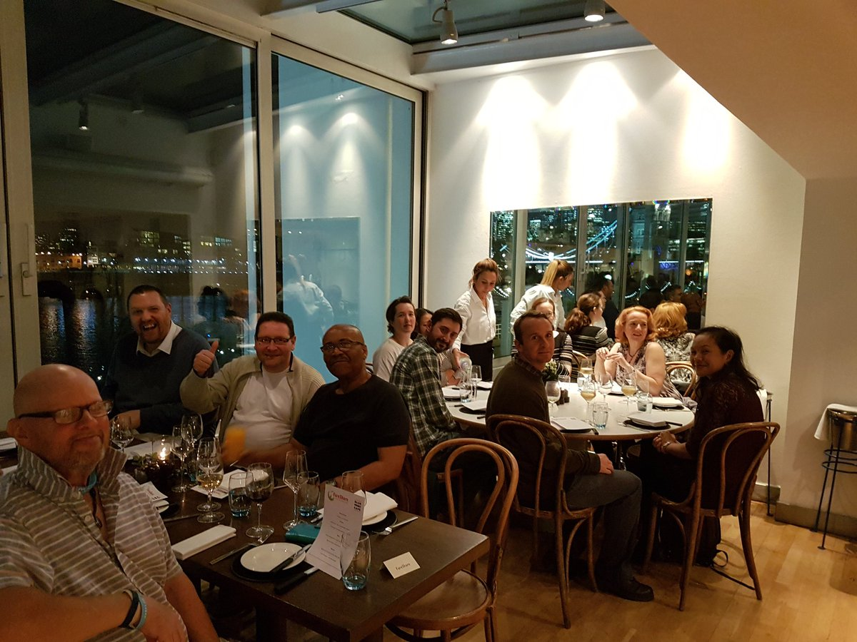 Blueprint cafe blueprintcafe twitter our fantastic fareshareuk volunteers having a special thank you treat at blueprintcafe this evening thanks danddlondon worldfooddaypicitter malvernweather