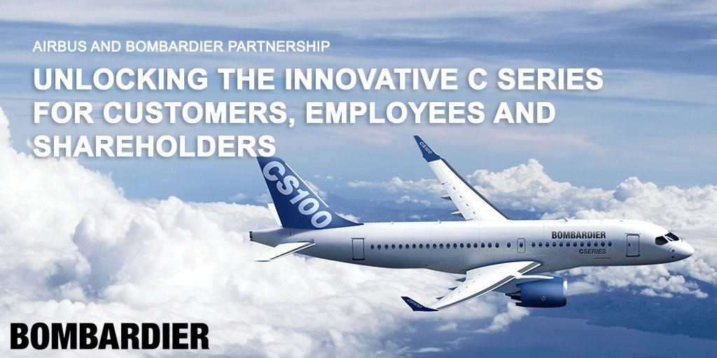 @embraer dominant in regional jets category doesn't need @Boeing help unlike @Bombardier which was close to bankruptcy thus saved by @Airbus