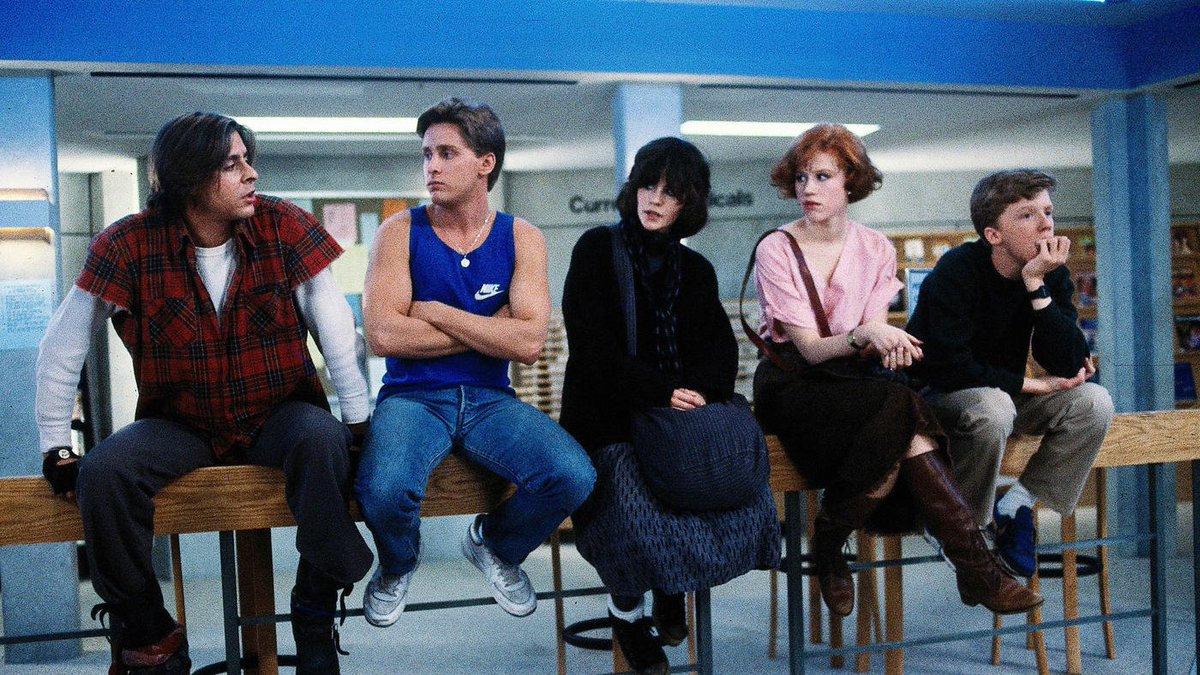 #ChicagoTribune On The 30th Anniversary Of &#39;The Breakfast Club&#39;: Don&#39;t You Forget About Them #80sFlicks #Criterion  http://www. chicagotribune.com/entertainment/ movies/ct-the-breakfast-club-30th-anniversary-20150217-column,amp.html &nbsp; … <br>http://pic.twitter.com/E6J7RcjpkT