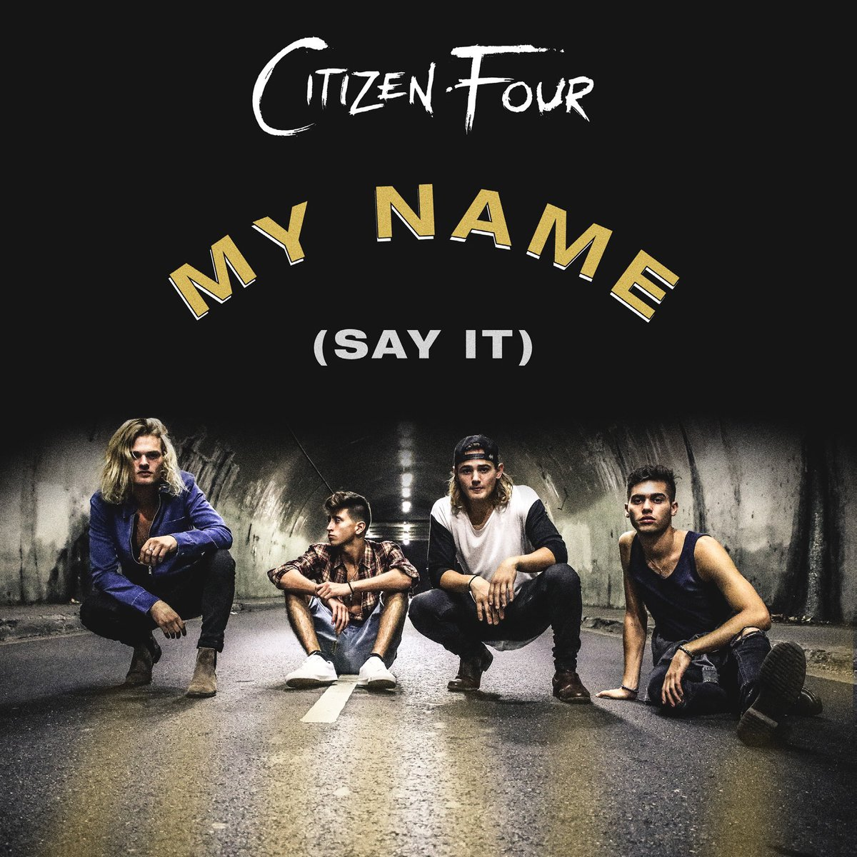 """Add @Citizen4music's new song """"My Name (Say It)"""" to your #MusicMonday..."""