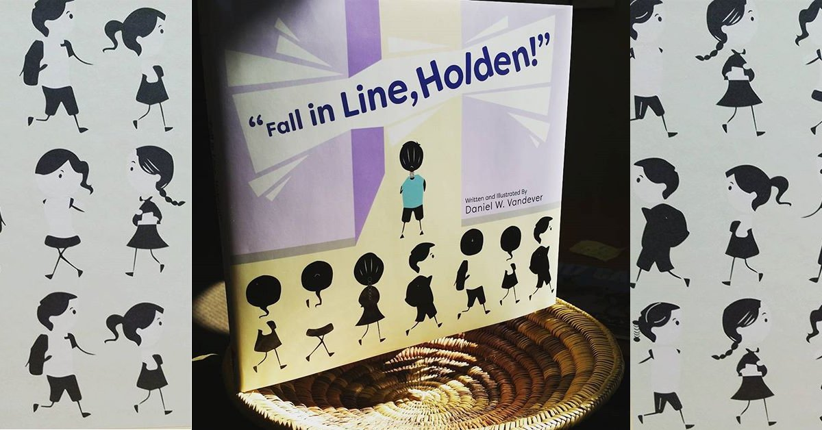 Salina Bookshelf On Twitter MondayMotivation Follow Navajo Child Holden As He Is Inspired To Fall Out Of Line And Fill His World With Color