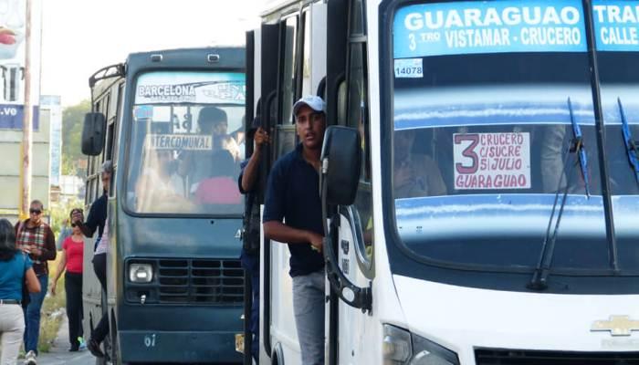 Sector transporte incrementará pasaje a...