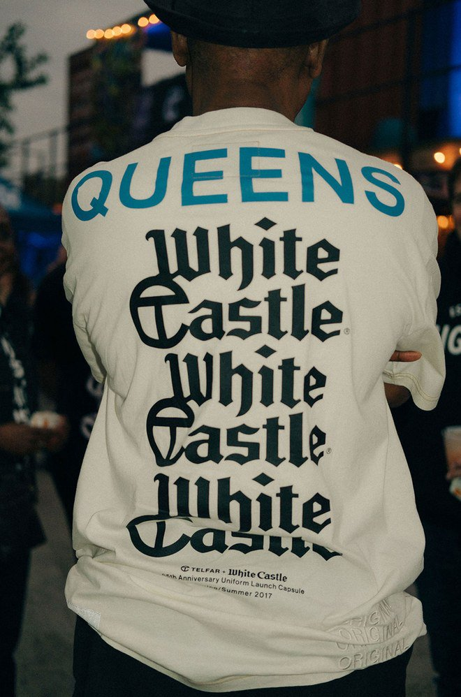 Go inside @telfarglobal's @WhiteCastle collection release party: https://t.co/C8IhRjTmWs https://t.co/i9s8Y0lmOe