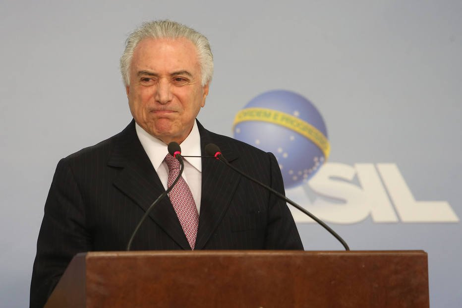 Temer envia carta a parlamentares para se defender de denúncia e cita entrevista de Cunha para criticar PGR https://t.co/3NfMe1eX0f