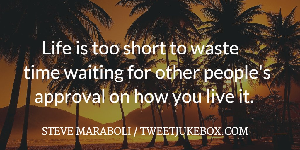 RT @gary_hensel Life is too short to waste time... Steve Maraboli <br>http://pic.twitter.com/I4kXifXQ95 #mindset #success #leadership #leaders #health