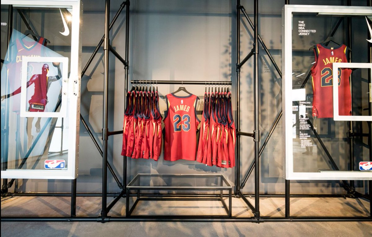 99bd1ae016ec nike launching the fifteen pop up shop tonight on east 9th in cleveland  offering lebron 15