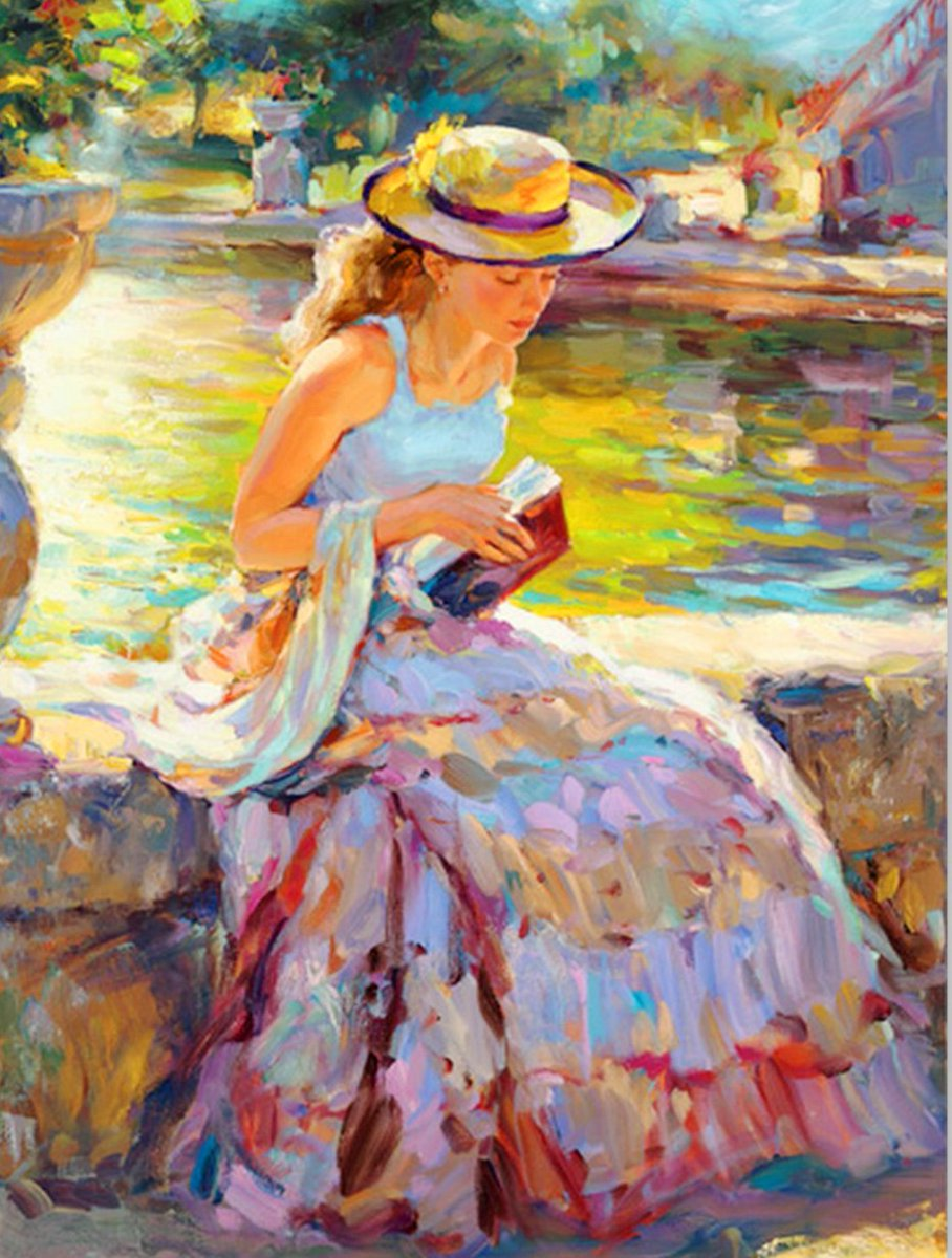 #GoodnightSweetheart Thanks to all. #Welcome #painting for you.<br>http://pic.twitter.com/i4lM5sLyWc