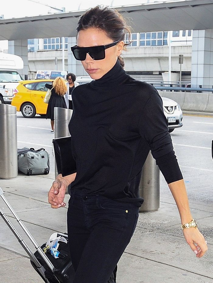 Victoria Beckham's ankle boots transformed her all-black airport outfit https://t.co/wGv7U4rOBU https://t.co/H6MqXf4r0l