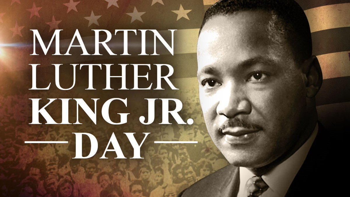Is it wrong for schools to use the Martin Luther King Jr. Day holiday as a make-up day?  Here's why we ask: https://t.co/N53DG396HJ