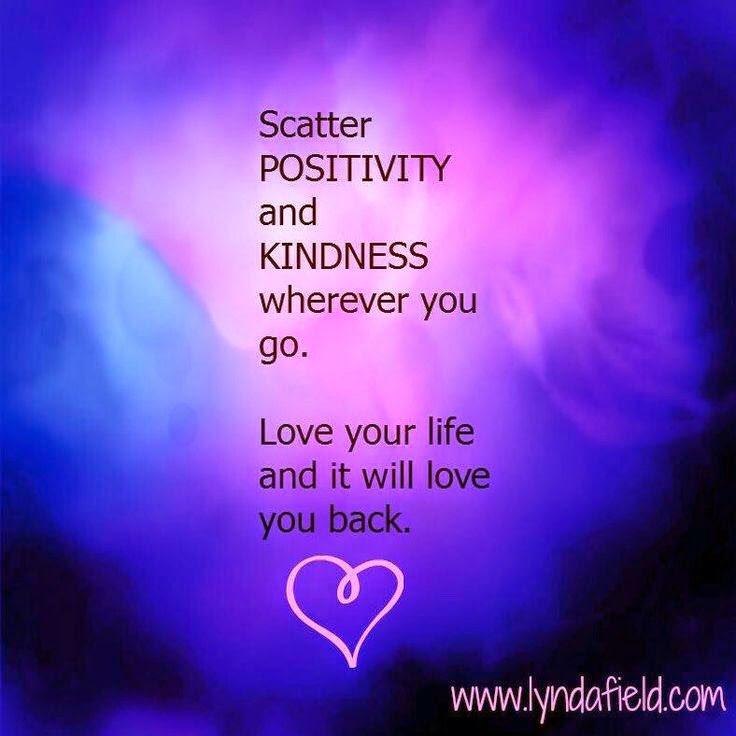 Replying to @KariJoys: Scatter #Positivity & #Kindness..   #JoyTrain #Joy #Love #Peace #Quote #MentalHealth #ChooseLove #Mindfulness #GoldenHearts  #20DaysOfKindness #WednesdayMorning #WednesdayThoughts #WednesdayWisdom #WednesdayMotivation RT @MarinaIxtapa