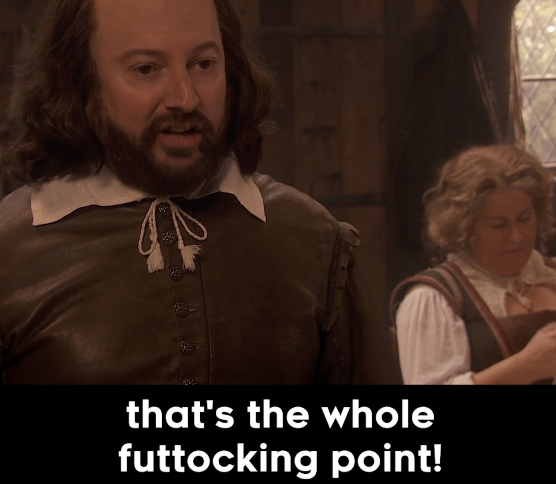 Word of the Day: Futtocking. #UpstartCrow https://t.co/tVH9IcrJDB