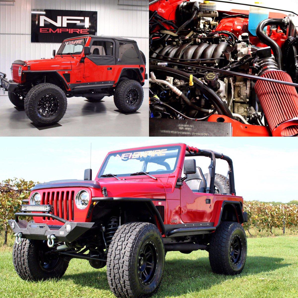 Painles Wiring Jeep Tj Swap
