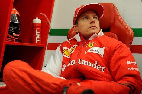 Happy Birthday   Kimi Raikkonen  F1