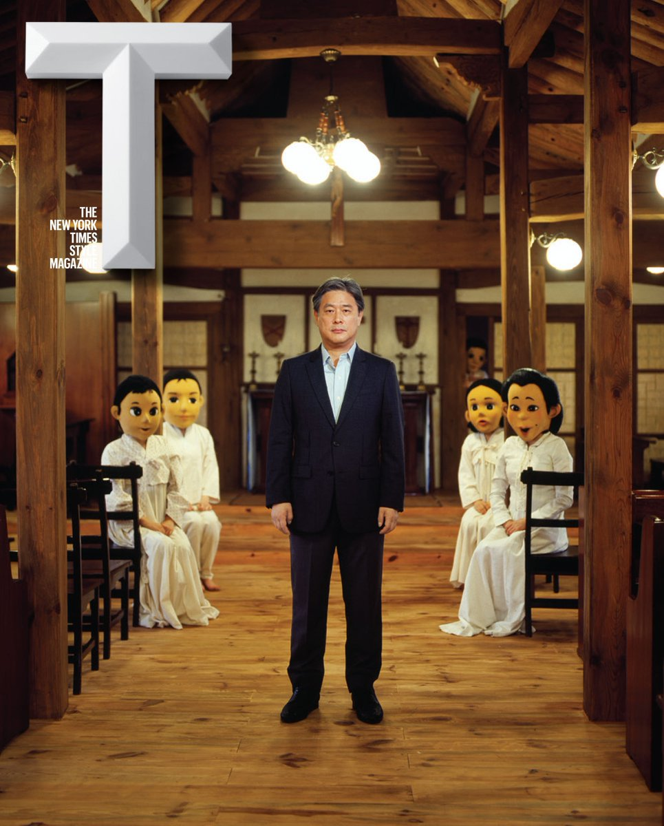 My cover story for @tmagazine on Park Chan-Wook: https://t.co/phkMyaUPm9 https://t.co/7TqaK8f231