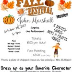 Marshall's Fall Festival is THIS Friday! 10/20 5-7pm Come eat, play games, and win prizes! Wear your character costume! @AnaheimElem