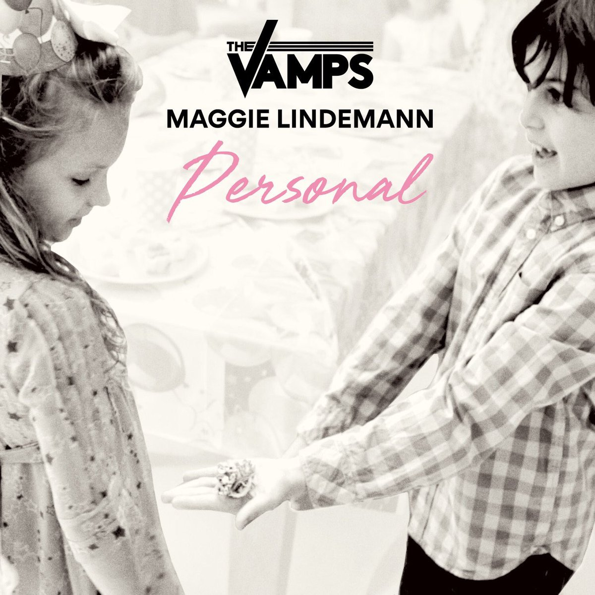 🎶 @TheVampsband's new song #Personal feat. Maggie Lindemann is out now...