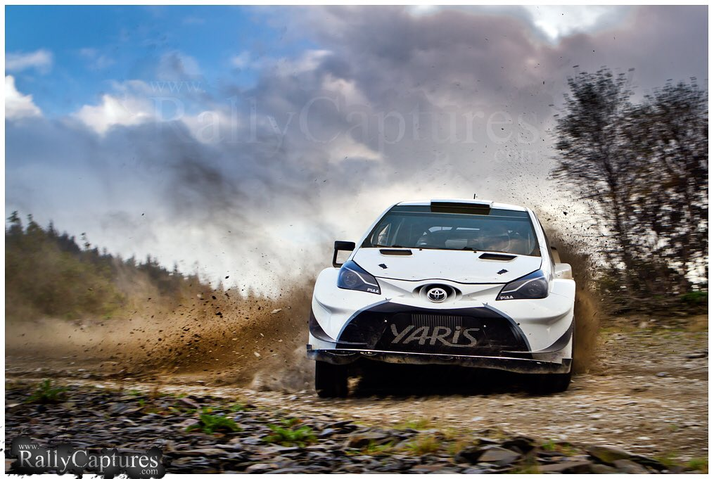 LAPPI: Images from @EsapekkaLappi pre #WalesRallyGB test today @TGR_WRC #PET #WRC<br>http://pic.twitter.com/LBsfUmydt9