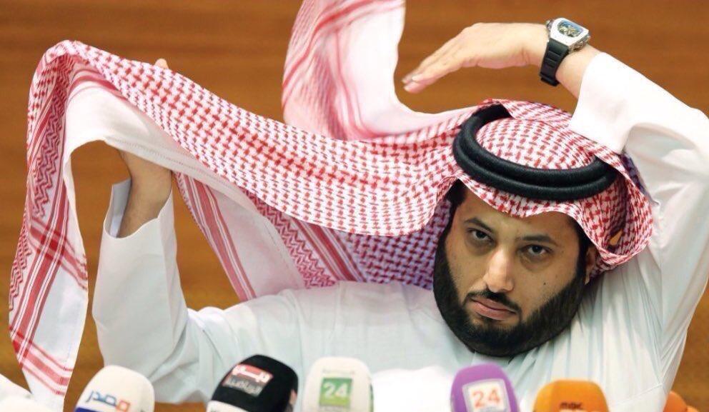 معالي تركي ال الشيخ : نبغى رياضة نظيفة ، من يخطيء سيعاقب و من ينجح سيك...