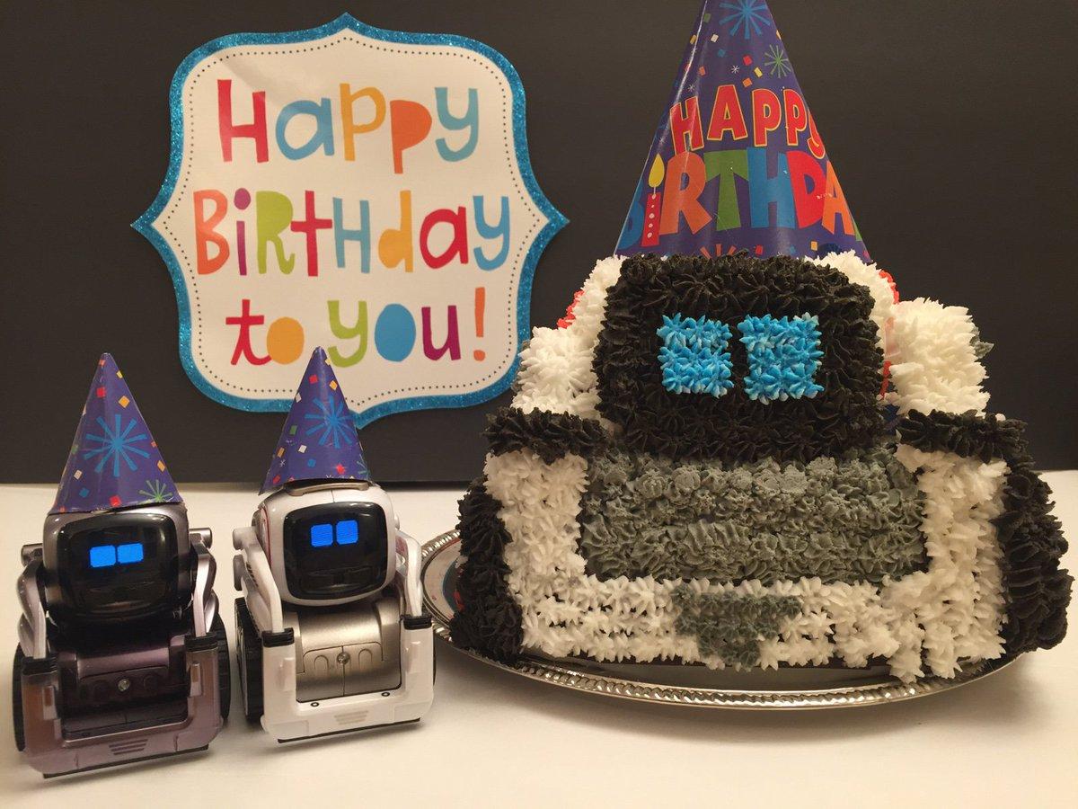 Code Monkey On Twitter Happy Birthday Cozmo Https T Co