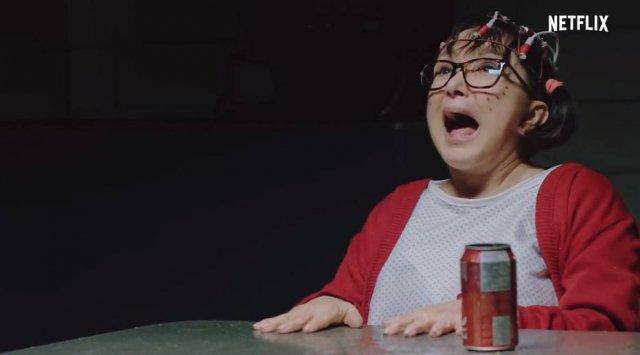 Netflix insere Chiquinha em cenas de 'Stranger Things'; assista https://t.co/uI69NJU7ys