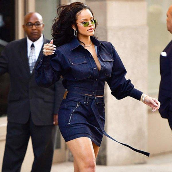 Rihanna's best looks https://t.co/zRR1dP23Xm https://t.co/FFRjm3FliR