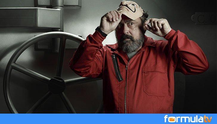 Paco Tous (#LaCasaDePapel10): 'Quiero emocionar, no tratar al espectad...