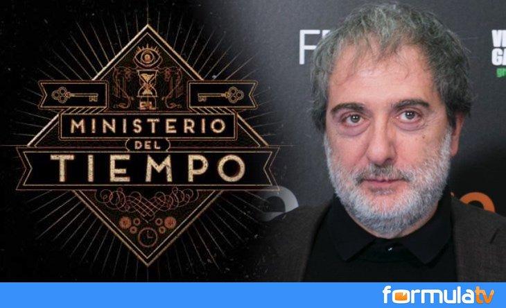 Javier Olivares: 'Si los capítulos no son de 50 minutos no me interesa...