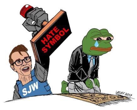 #MeToo #Pepe did nothing wrong. #ADL #Oppression #equality #freekekistan<br>http://pic.twitter.com/S4Ab7VW9h8