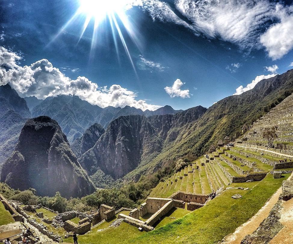 PERU: Golden Land of the Incas cover image