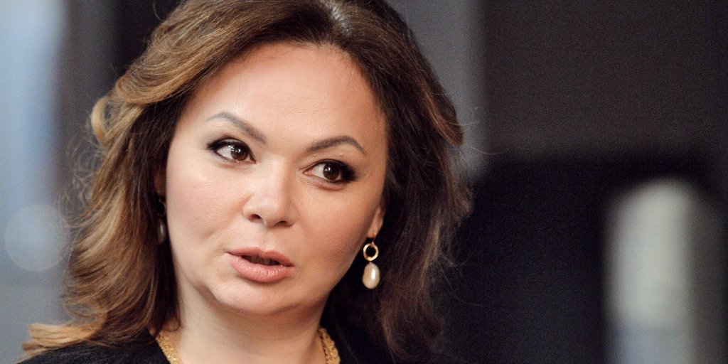 New memo suggests Russian lawyer at Trump Tower meeting was acting as 'agent' of the Kremlin https://t.co/33IuR5nSez