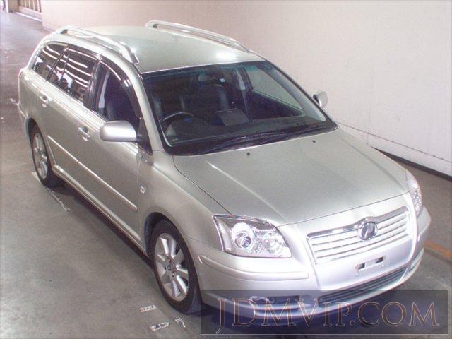 Toyota avensis 2005 характеристики