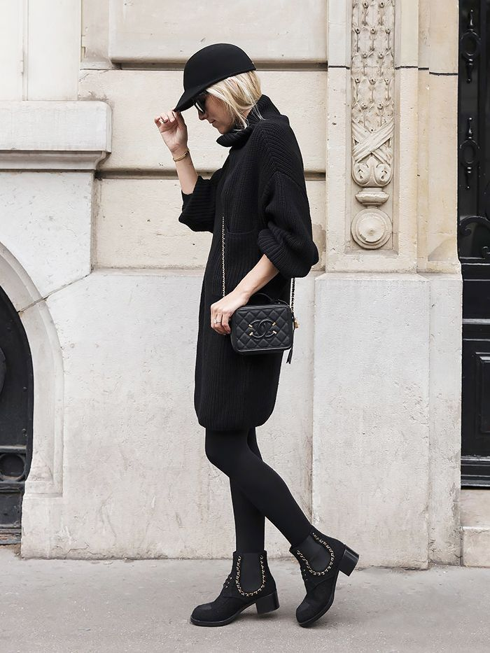 This simple outfit is my staple in Paris https://t.co/zrZ4WYN7t4 https://t.co/m89AvlRng8