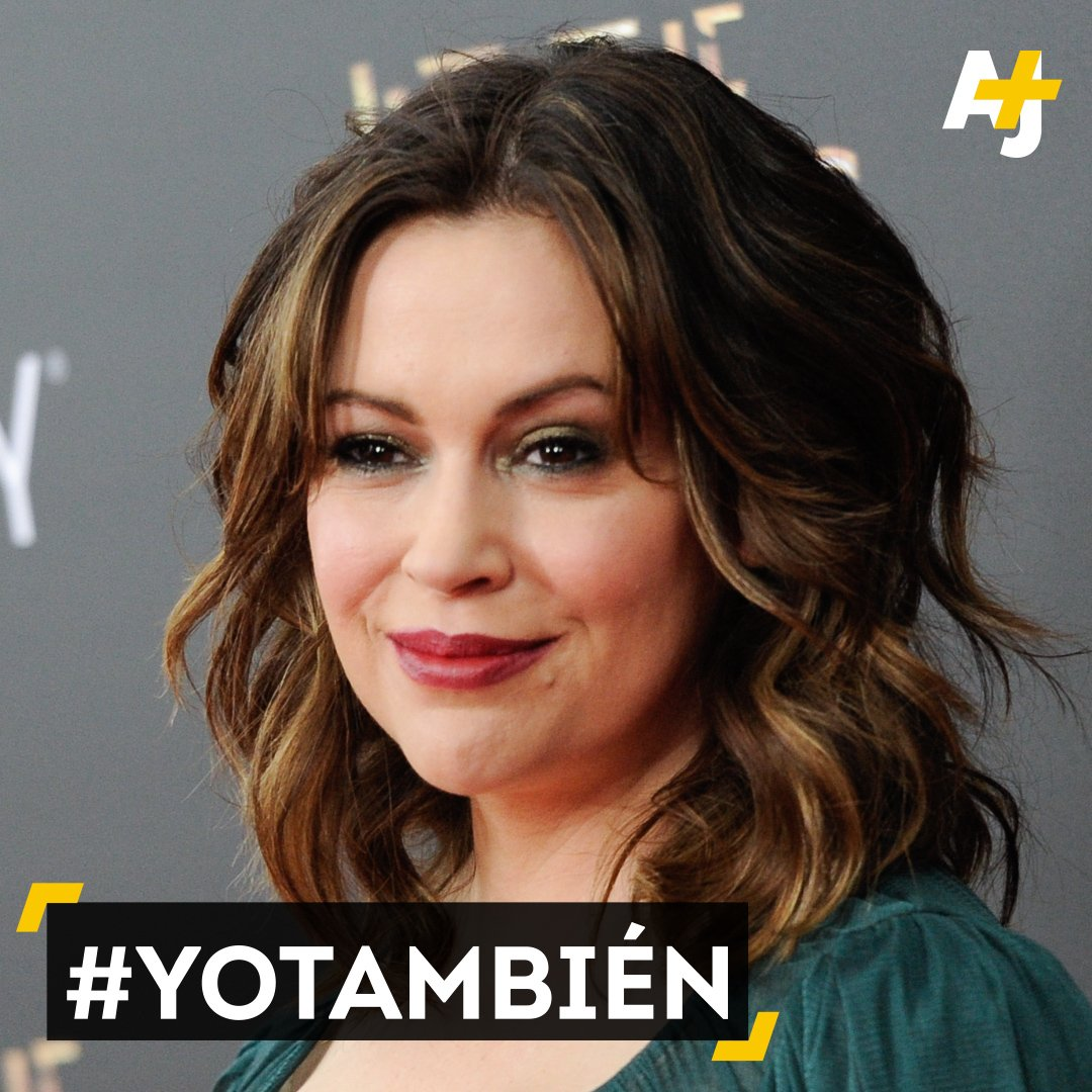 ¿Has puesto #YoTambién en tus redes? Cuéntanos aquí tu historia. https...