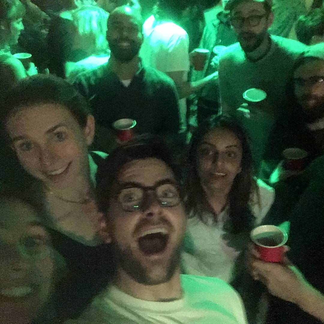 The after party was as fun as the fest,...